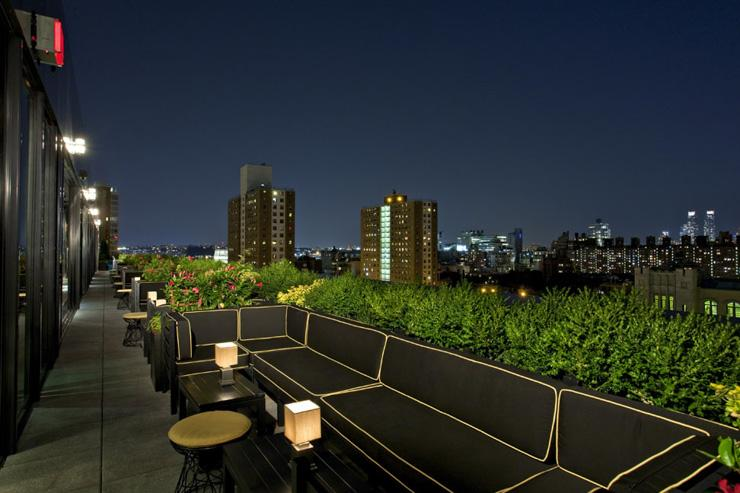 PH-D Rooftop Lounge at Dream Downtown - La terrasse