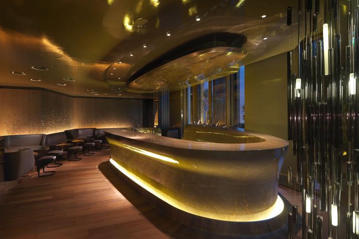 Bar 8 au Mandarin Oriental Paris - Intérieur