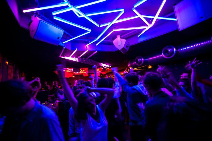 Clubbing au Wanderlust