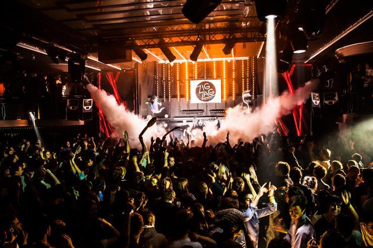 Clubbing façon Ibiza au Zig Zag Club