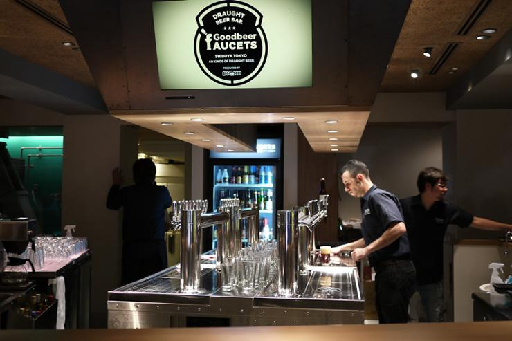 Goodbeer Faucets - Le bar