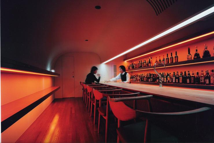 Bar Nakagawa - Intérieur