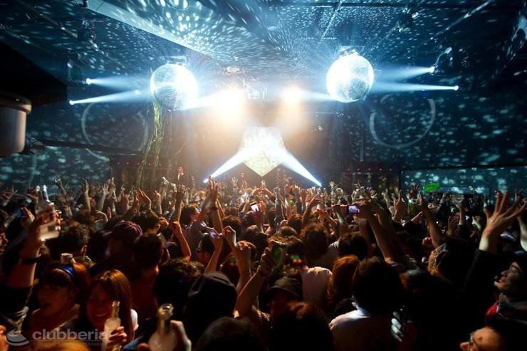 Clubbing au Sound Museum Vision