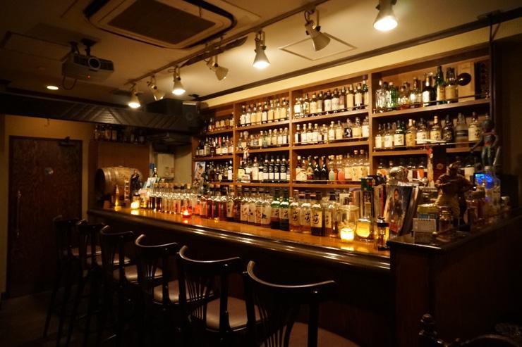 Zoetrope - Intérieur du bar