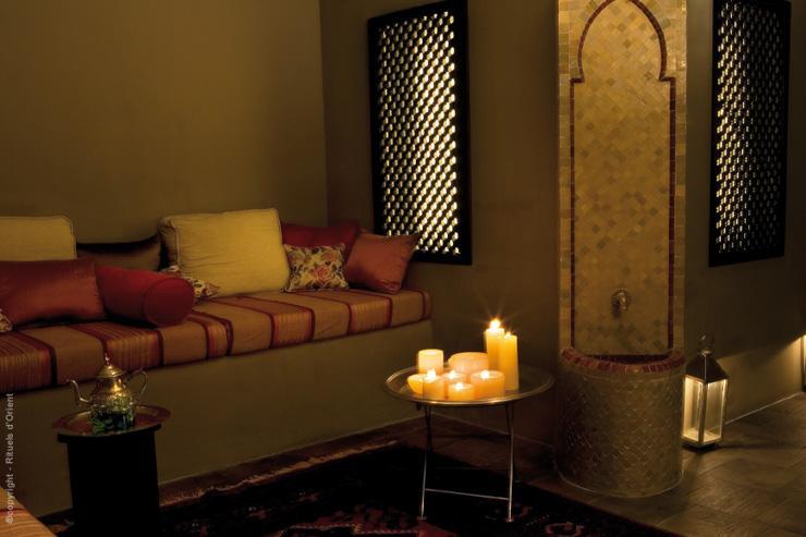 Rituels d'Orient Barcelona - Espace de relaxation