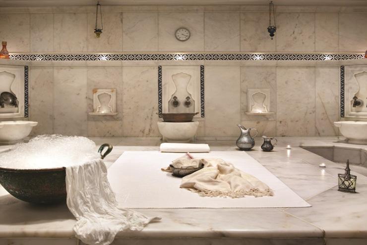 Sanitas Spa au Ciragan Palace Kempinski - Hammam