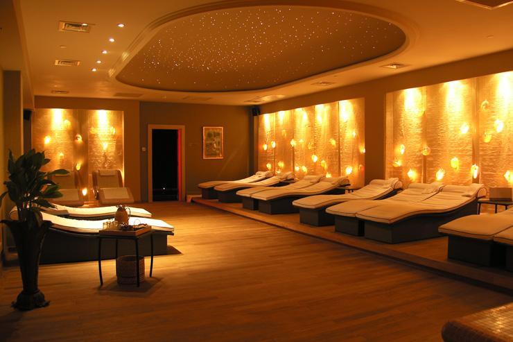 Caudalie Vinothérapie Spa - Salle de relaxation