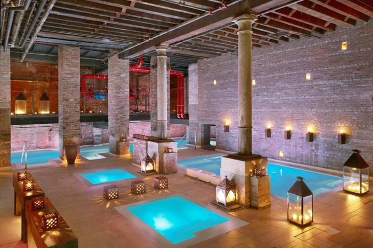 Aire Ancient Baths New York - Vue d'ensemble