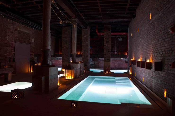 Aire Ancient Baths New York - Bains