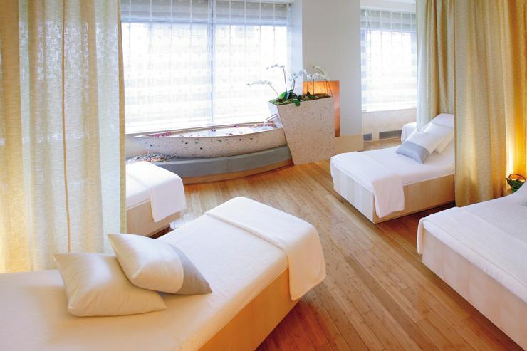 The Spa at Mandarin Oriental New York - Espace de relaxation
