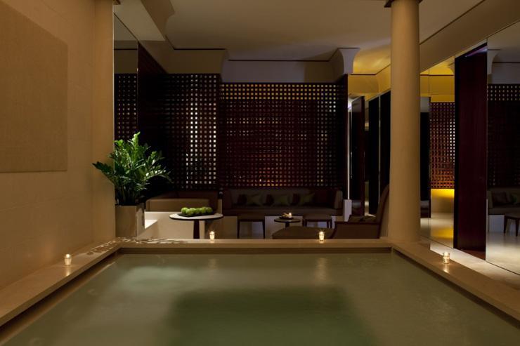 Spa au Park Hyatt Paris Vendôme - Le jacuzzi