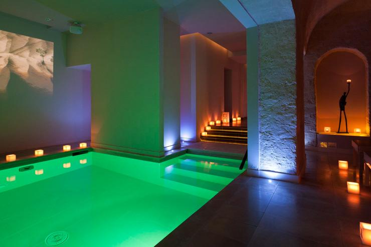 Spa 28 - La piscine