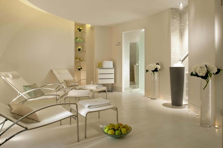 Spa Valmont au Meurice - Espace dédié à la relaxation