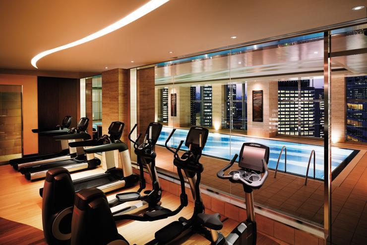 Fitness au Chi, The Spa au Shangri-La Hotel Tokyo