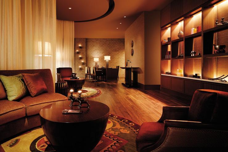 Chi, The Spa au Shangri-La Hotel Tokyo - Accueil