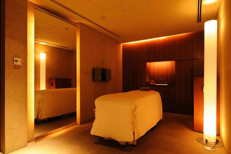 Nagomi Spa and Fitness au Grand Hyatt Tokyo - Cabine de soin