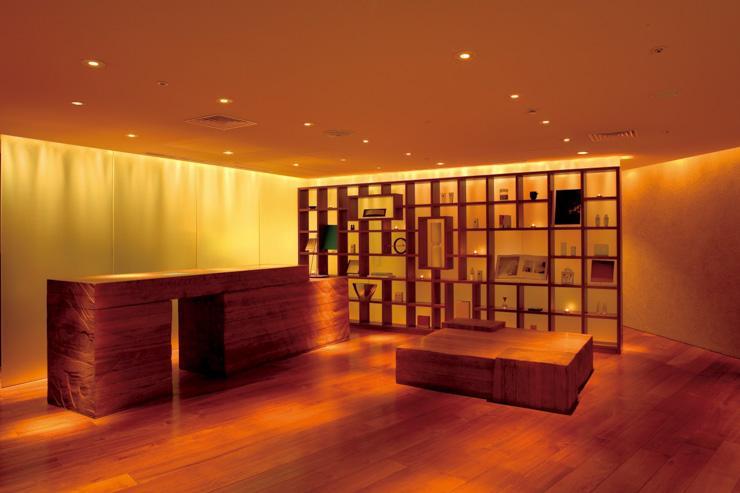 Nagomi Spa and Fitness au Grand Hyatt Tokyo - Accueil