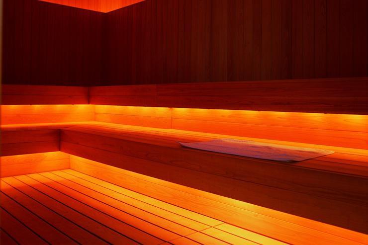 Nagomi Spa and Fitness au Grand Hyatt Tokyo - Sauna