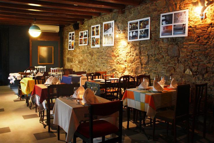 Cera 23 - Intérieur du restaurant