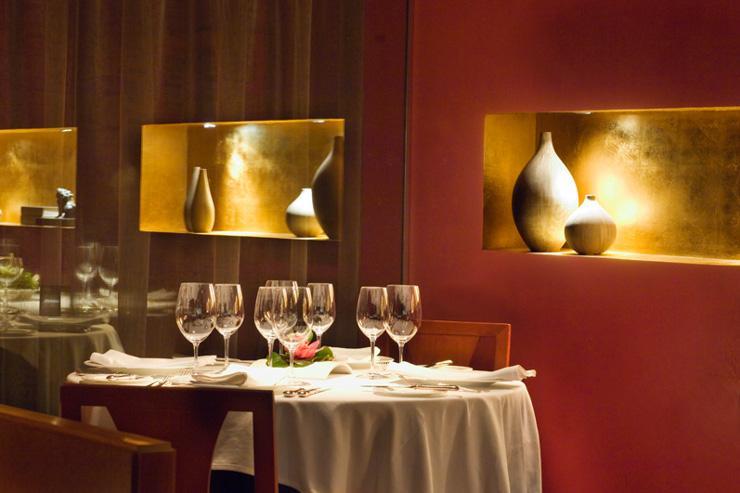 Hoffmann - Intérieur du restaurant