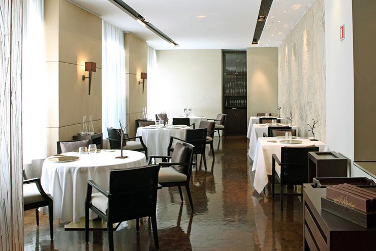 Lasarte - Intérieur du restaurant