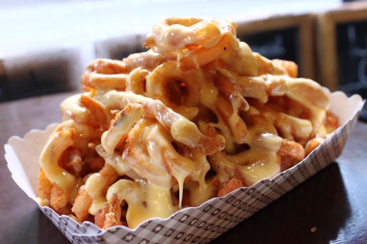 Burgeroom - Rondelle d'oignons frits