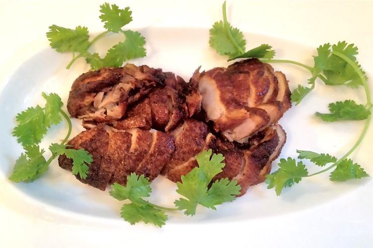 The Chairman Hong Kong - Canard fumé, sauce tamarin