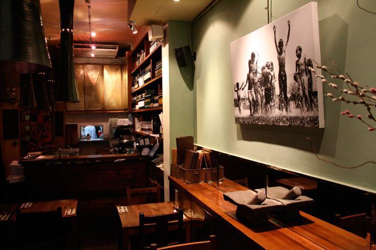 Life Café - Intérieur