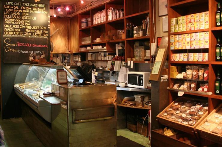 Life Café - Comptoir