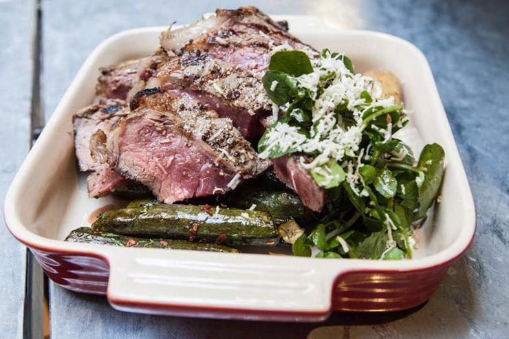 10 Greek Street - Des plats rustiques et savoureux