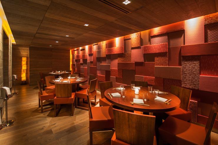 Roka - Intérieur du restaurant
