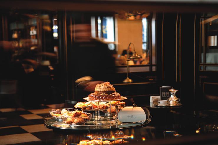 The Wolseley - Petit-déjeuner