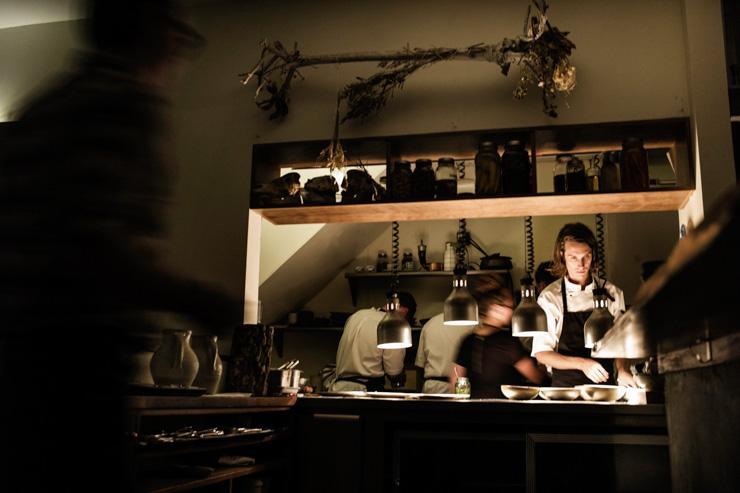 Aska - En cuisine