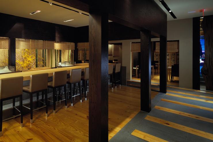 Masa - Intérieur du restaurant