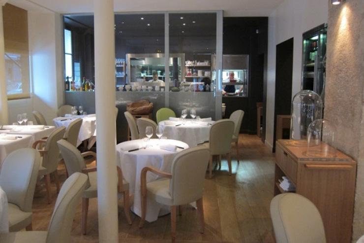 Restaurant Itinéraires - Intérieur
