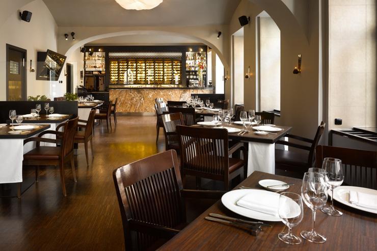 La Dégustation Bohême Bourgeoise - Intérieur du restaurant