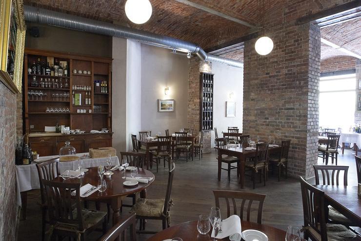 La Finestra in Cucina - Intérieur du restaurant