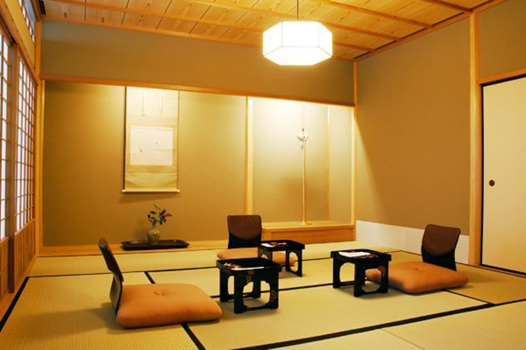 Kikunoi Tokyo - Intérieur du restaurant