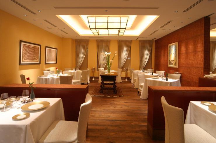 Sant Pau à Tokyo - Intérieur du restaurant