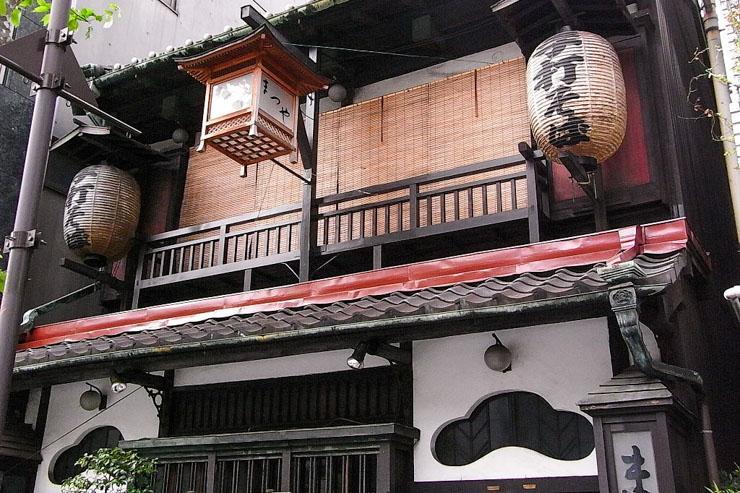 Kanda Matsuya © Edomura no Tokuzo