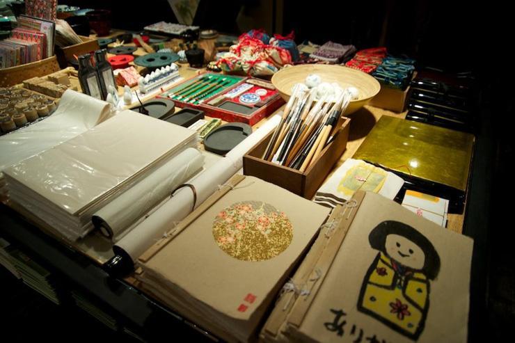 Momo - Barcelone -Collection d'objets japonais