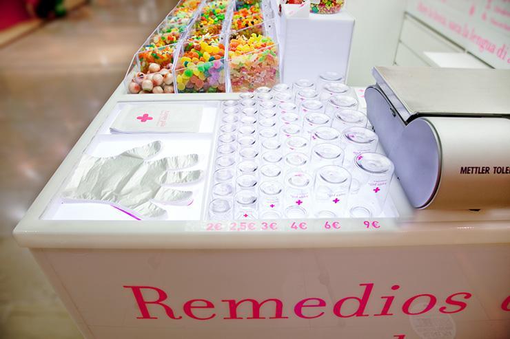 Happy Pills - Sélection de bonbons
