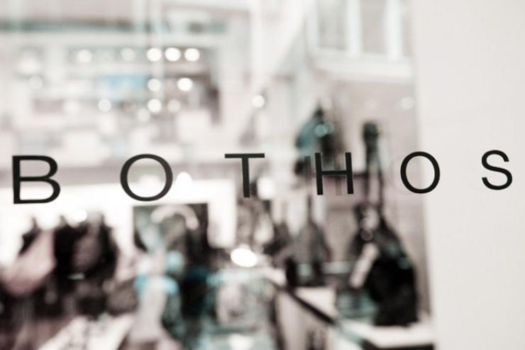 Bothos - Vitrine
