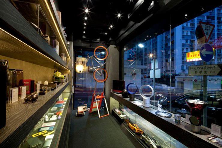 The Gurus Shop - Intérieur du magasin