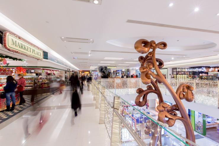 K11 - Art Mall - Dans les étages du mall