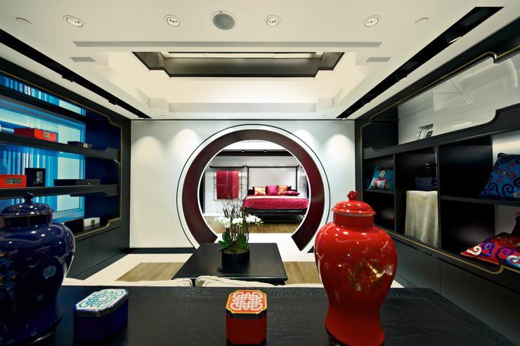 Shanghai Tang - Intérieur