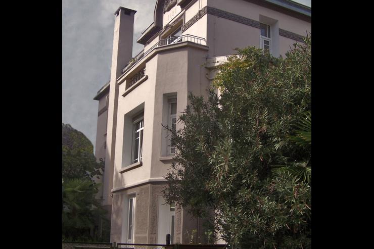 Extérieur de la Özlem Suer House
