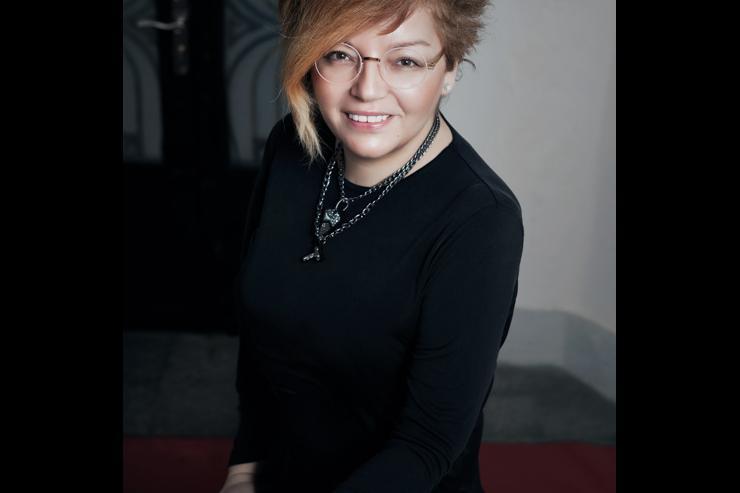 La styliste turque Özlem Suer