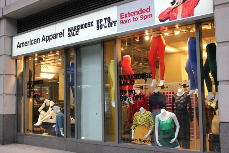 Posts - See Instagram photos and videos taken at 'American Apparel SoHo Factory Outlet'.