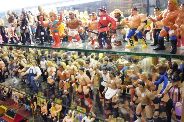 Collection de jouets chez Lulu Berlu
